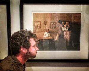"""Stain ved """"forbrytelsen og fristelsen - Jaffa på 80 tallet"""