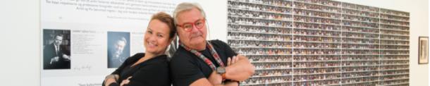 Norges Fotografforbund har en omtale av utstillingen.